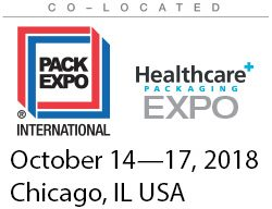 Pack Expo Chicago 2018